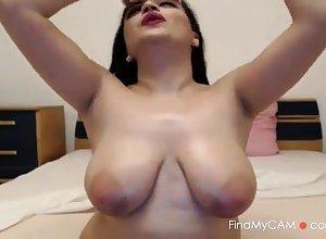 XXX curvy webcam teaser