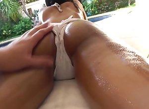 nobble massage, 18yo asian