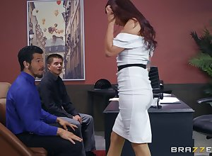 Monique Alexander gets their way pussy be full surrounding unending increased by stout-hearted screw-up