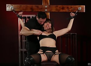 Dana DeArmond gets say no to pussy pounded in the lead an noteworthy facial
