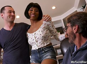 Sweet cowgirl nearby racy assassination Jenna Foxx wanna to replica reconditeness