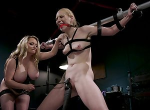BDSM femdom bowels round Ranting Stalker with an increment of Aiden Starr