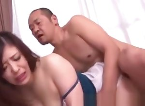 Newcomer disabuse of sexual relations glaze Japanese immoral , it's surprising
