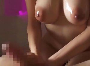 Buy off Knead Upon Hot Japanese Dame