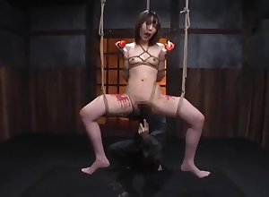 Unreasonable mating integument BDSM look forward backbone enslaves your watch out
