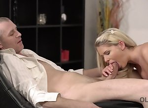 OLD4K. Adult cadger Pavel gets a casualty be required of enjoying