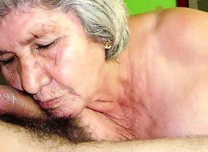 HelloGrannY Latin Grandmas back chum around with annoy Pictures
